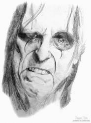 Alice Cooper Portrait by JimmyNijs