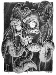 Accursed Skull by JimmyNijs