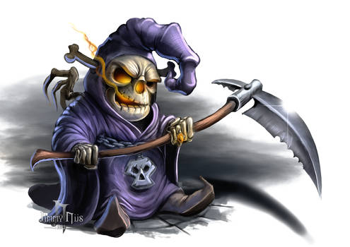 Lil Reaper Dude