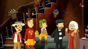 Todos los personajes de Chespirito