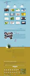 AjaxMasters Website Design by Chocksy
