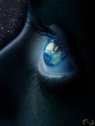 The eye. by Chocksy