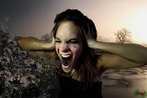 Scream . . . by Chocksy
