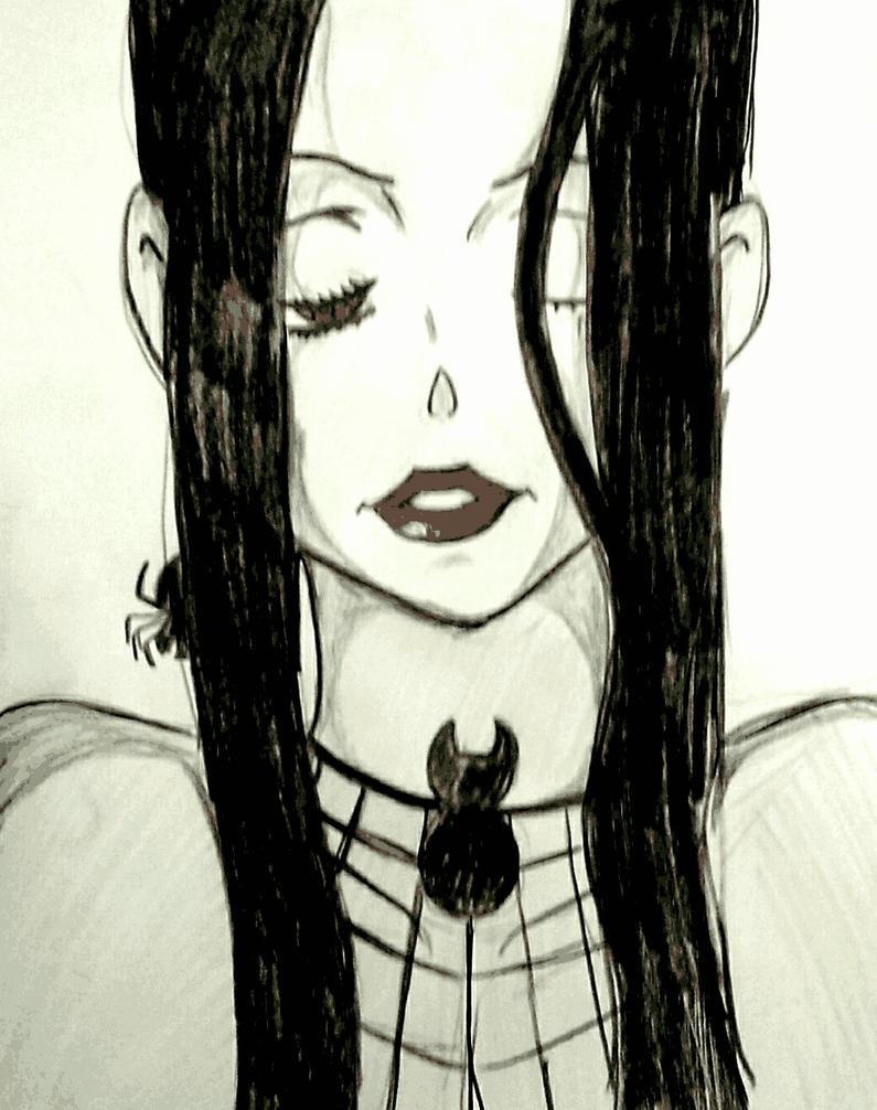 Lady Arachne by xxxDarthTicklesxxx