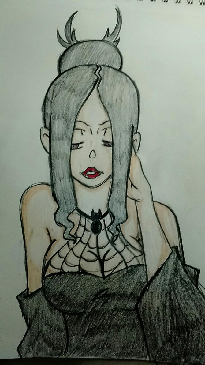 Lady Arachne 2 by xxxDarthTicklesxxx