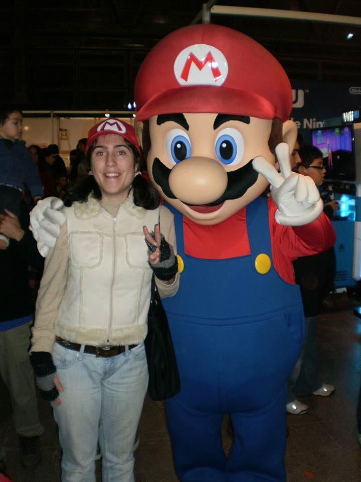 Yo Y Mario!!! by PrincessPuccadomiNyo