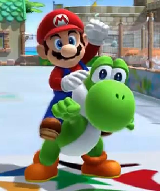 Mario And Yoshi by PrincessPuccadomiNyo on DeviantArt | 655 x 782 png 233kB