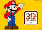 Happy Anniversary,Super Mario!