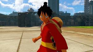 Luffy (Kimono Wano) OP:World Seeker Screenshot_60