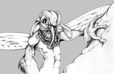 Original Character from ihsans-Art world