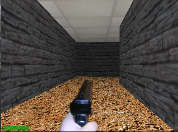 First Person Shooter Hands - #traffic-club