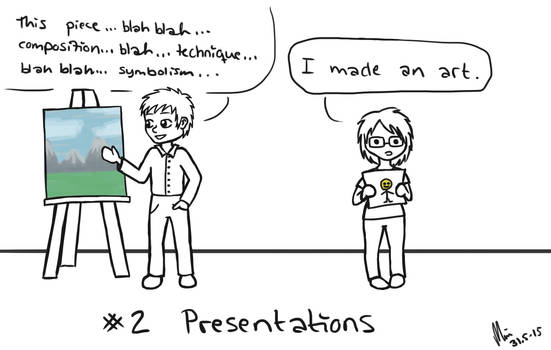 A Doodle in the Life of - 02 Presentations