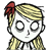 Don't Starve Wendy icon by MelkeinHallittuKaaos