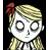 Don't Starve Wendy icon by MelkeinHallittuKaaos