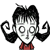 Don't Starve Willow icon by MelkeinHallittuKaaos