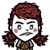 Don't Starve Wigfrid icon by MelkeinHallittuKaaos