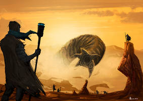 Dune by minenanoah