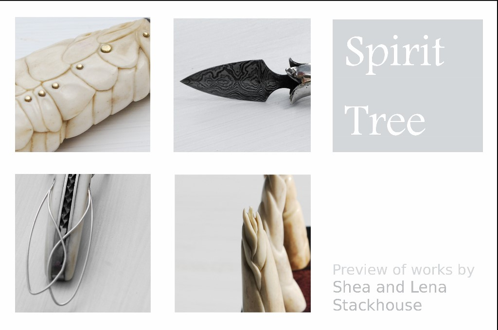 Spirit tree cover by pufflemon