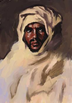 bedouin-john singer sargent