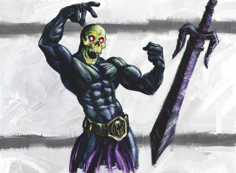 the sword of grayskull