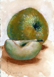 pears from photo reference