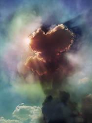 Coloration-smoke Cloud