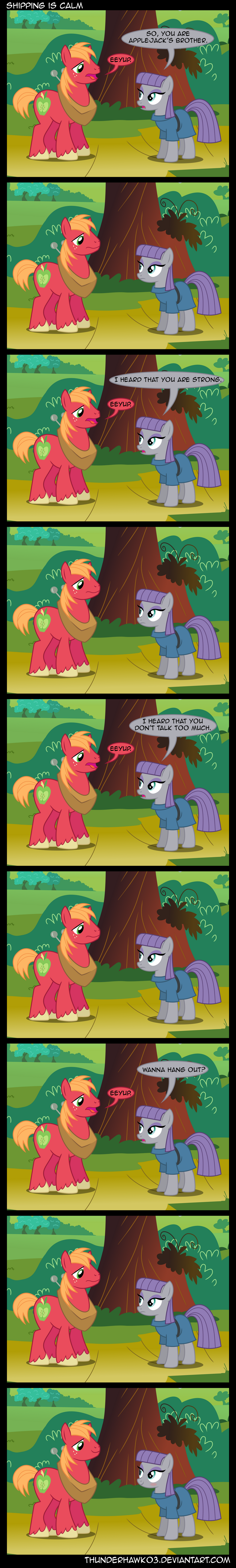 Shipping is Calm by Thunderhawk03