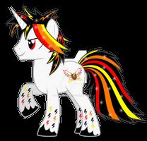 Rainbow Power Thunderhawk