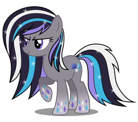 Rainbow Power Lene by Thunderhawk03