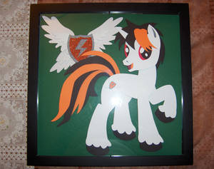 Shadowbox Thunderhawk from The-Paper-Pony