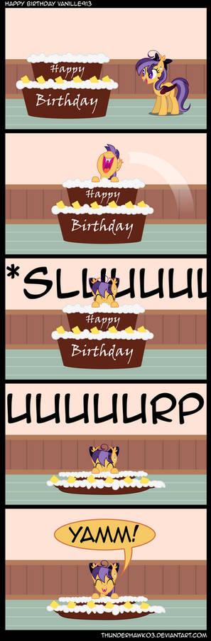 Happy Birthday Vanille913