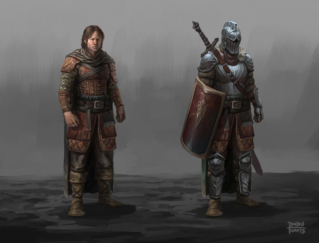 Dark Fantasy character design by d-torres on DeviantArt