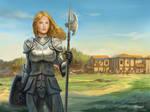 Promo art (armored version)