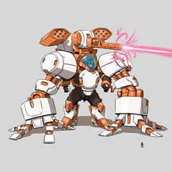Kaijune Challenge - Laser