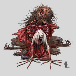 Kaijune Challenge - Horror