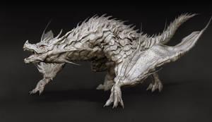 speed dragon by Satoshi-Takahara