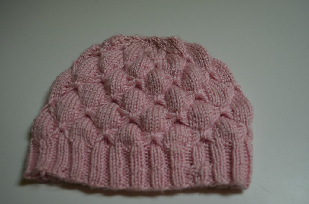 Butterfly Stitches In Knitting : Knit Butterfly Stitch Hat by clemmontyne on deviantART