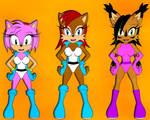 C: Sally Team - Sally, Amy, Nicole
