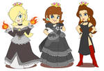 Bowsalina, Daisette, Bowline