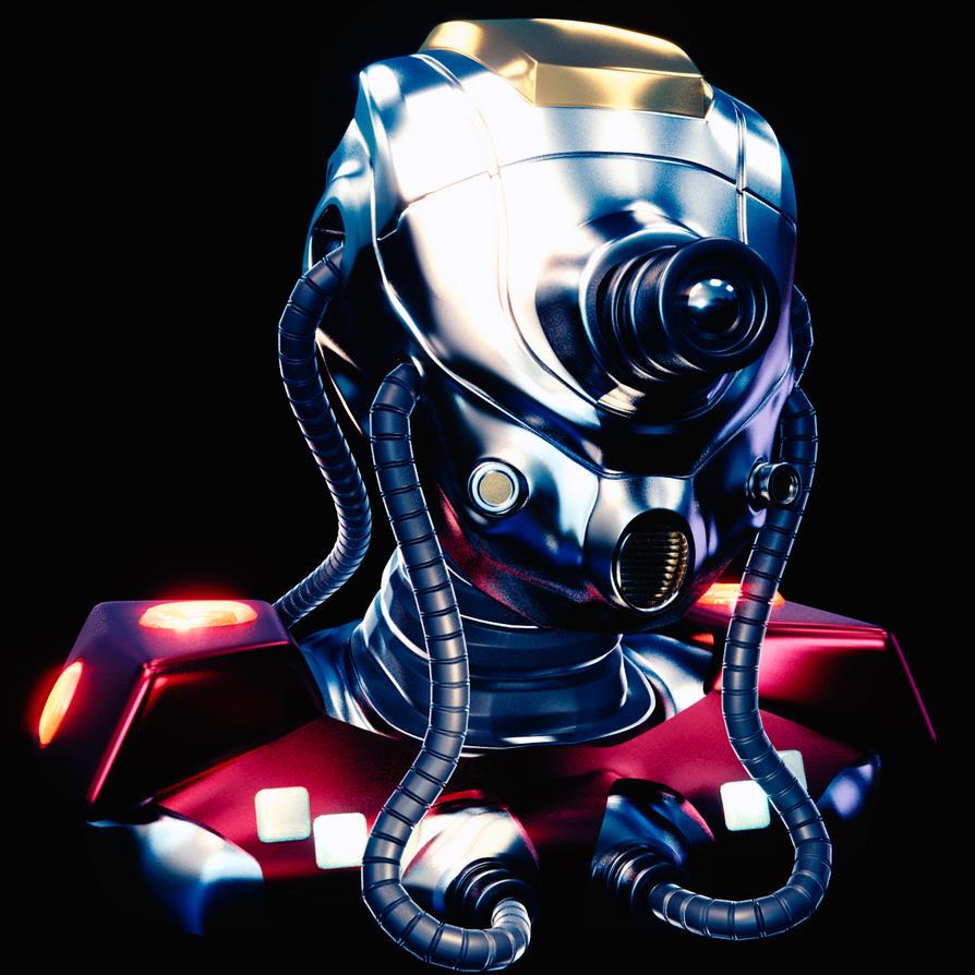 Robo 1 by Extraordered-Gent