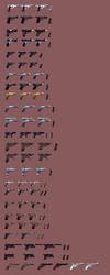 Guns 1 by Dopefish138