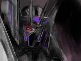 Soundwave Wounded