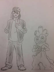 Jake and Scrafty