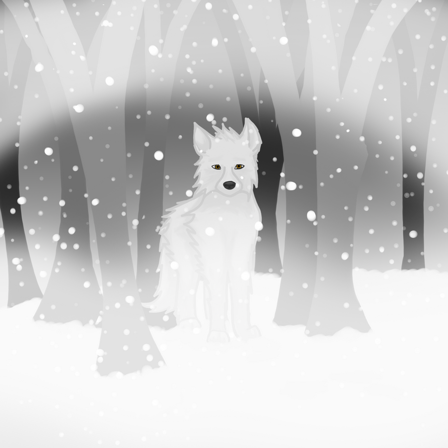 Let it Snow by Rosamira