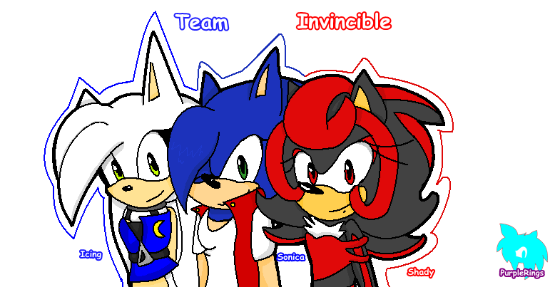 Team Invincible :CE: by PurpleRings