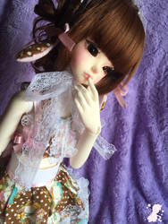Dolly beeh SD dress bjd