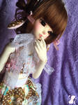 Dolly beeh SD dress bjd
