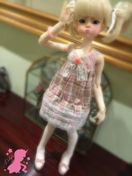 Dolly-dream Dress bjd MSD