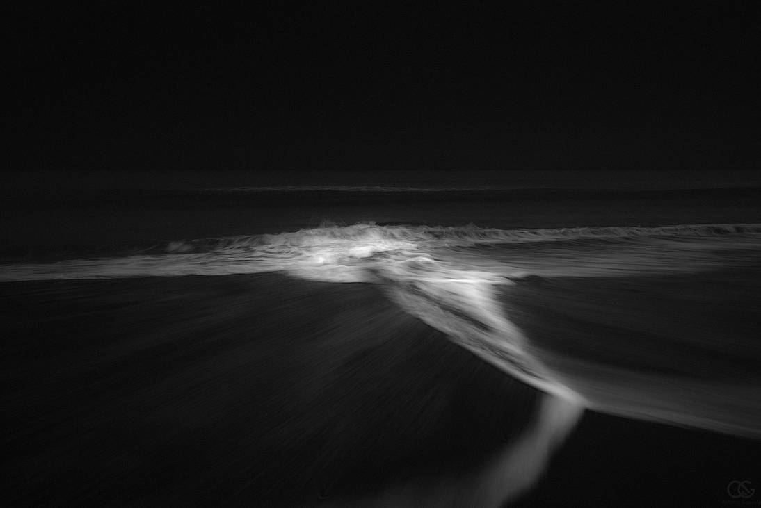 Crest Of A Wave by AntonioGouveia
