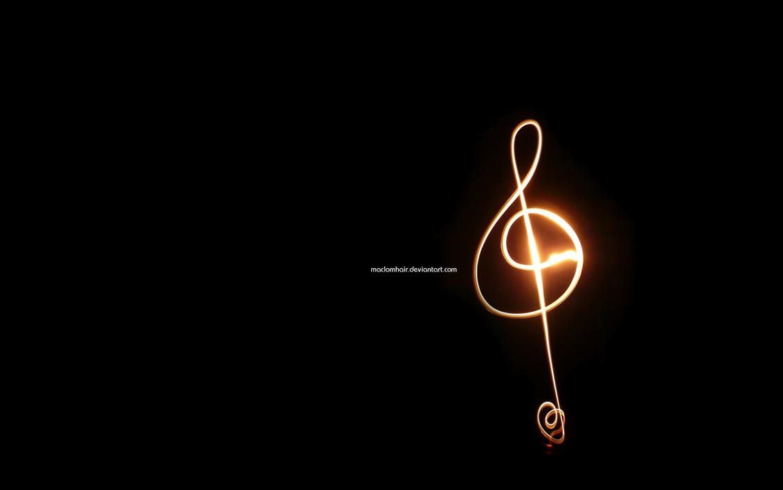 g clef background wallpaper - photo #9